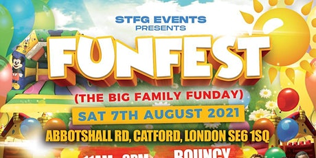 FunFest - The Big Family Fun Day tickets