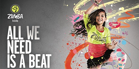 FREE  Family Zumba with Rebeckah (Online class) tickets
