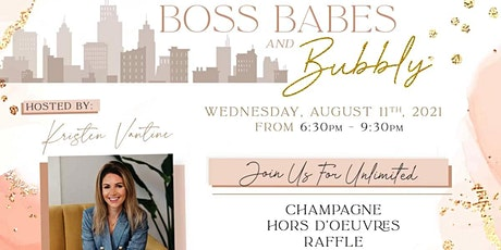 Boss Babes & Bubbly tickets