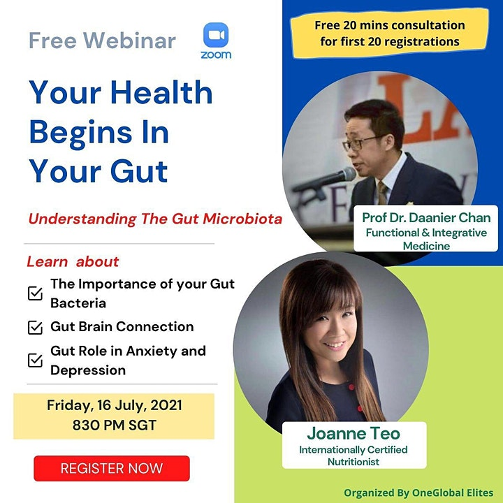 Your Health Begins In Your Gut image