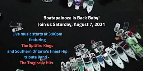 Boatapalooza 2021! tickets