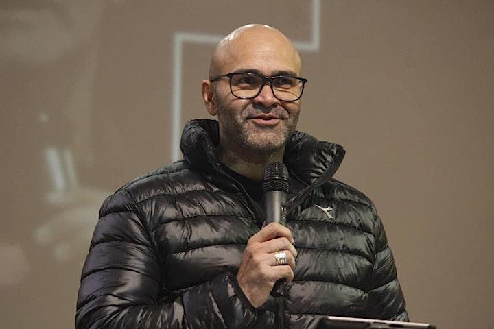 Imagem do evento MASTERCLASS  MINISTRAÇÃO DE LOUVOR.