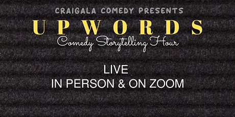 UPWORDS - Comedy Storytelling Hour tickets