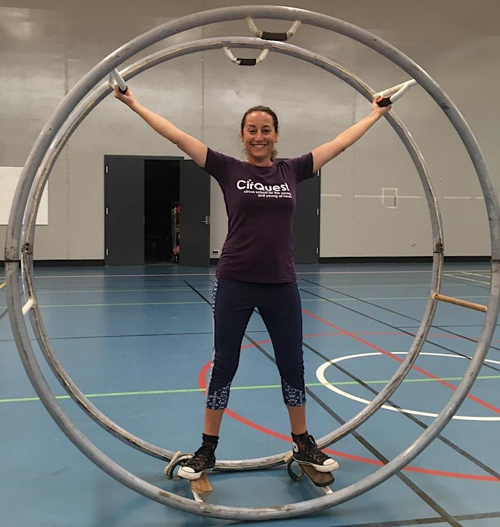 Saturday Wheel Term 3 weekly classes individual tickets - first hour only image