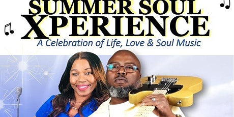 SUMMER SOUL BAND XPERIENCE, A LABOR DAY SHOW tickets