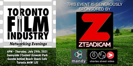 JULY Film and TV Networking evening tickets