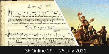 Traditional Song Forum Online Meeting 29 tickets