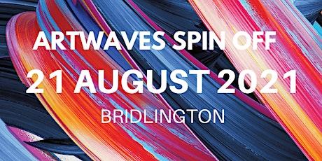 ArtWaves Spin Off 2021 tickets
