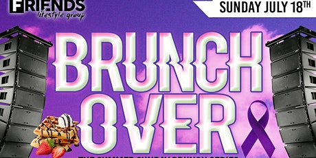 BrunchOver     The All Inclusive Sunday Brunch Series tickets