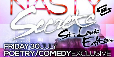 Atlanta, GA - 'Nasty Secrets' Poetry/Comedy Show tickets