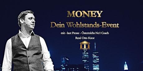 MONEY Wohlstands-Event- September 2021 Tickets