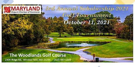 MDHCC 3rd Annual Scholarship 2021 Golf Tournament tickets