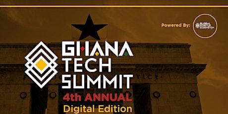 Ghana Tech Summit 2020 (4th Annual) Virtual Edition tickets