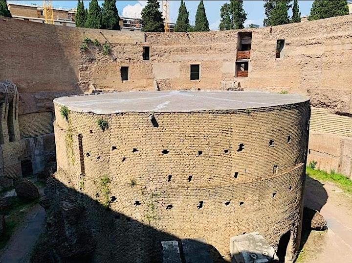 Immagine MAUSOLEUM OF OCTAVIAN (Tomb of the first Roman Emperor)