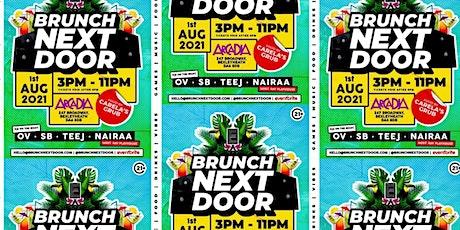 Brunch Next Door tickets