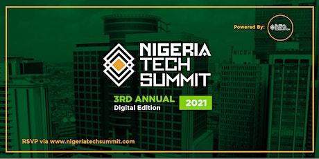 Nigeria Tech Summit (2021) tickets