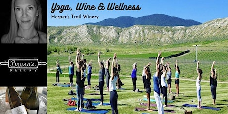 Yoga at Harper's Trail Winery tickets