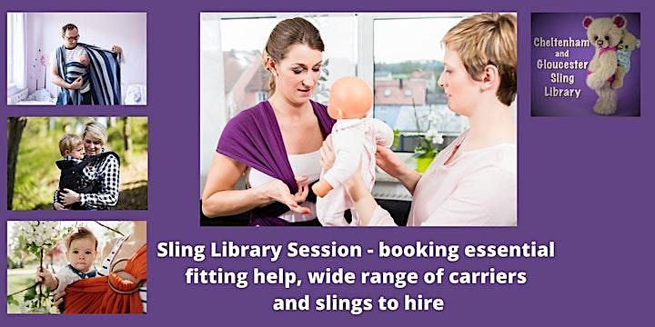 September Sling Library Session image