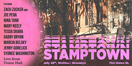 Stamptown tickets