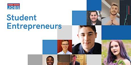MGJ Student Entrepreneurs Meetup tickets