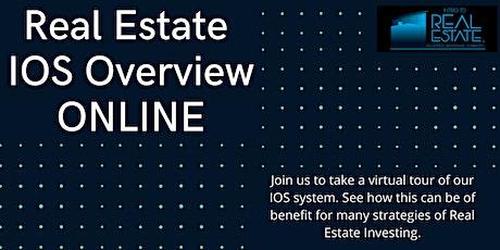 Real Estate IOS Overview ONLINE entradas