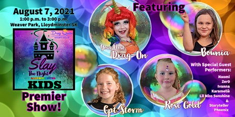 Slay the Night KIDS! PREMIER All-Ages Show tickets