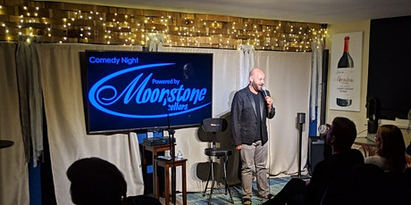 An Evening of Improv:  Laughter and Wine at Moonstone Cellars tickets