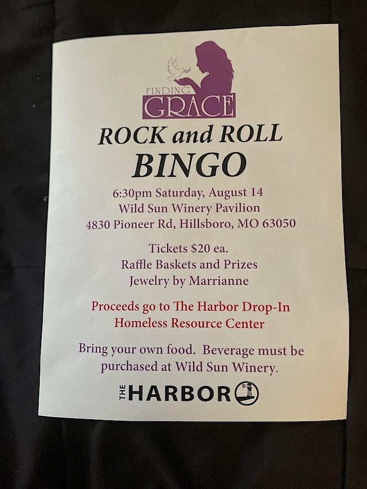 Copy of ROCK AND ROLL BINGO!! image