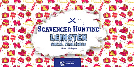Scavenger Hunting: Leinster (Rural Challenge) tickets