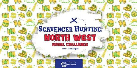 Scavenger Hunting: North West (Rural Challenge) tickets
