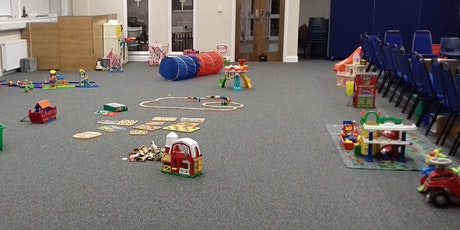 BCLC Toddler Group Autumn 2021 tickets