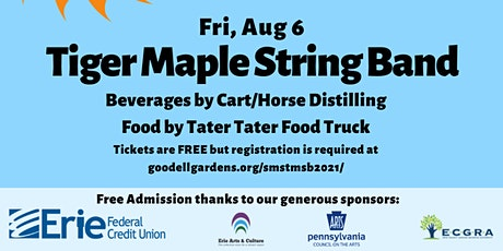 Tiger Maple String Band tickets