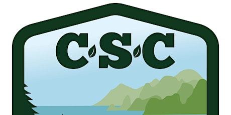 2021 CSC  Workshop tickets