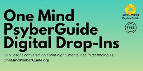 Digital Tools and Peer Mental Health (free) tickets