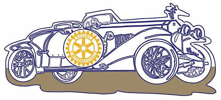 Dublin AM Rotary Club - Second Annual Classic Car Show image