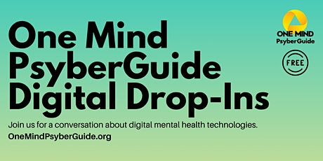 Digital Tools for Suicide Prevention and Mental Health Crises (free) tickets