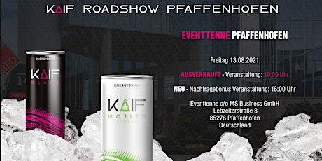 KAIF Roadshow Tickets