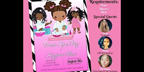 Hygiene Class tickets