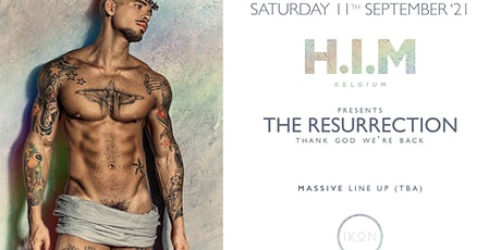 H.I.M The Ressurection tickets