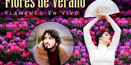 Flores de Verano, Flamenco en Vivo Santa Rosa tickets