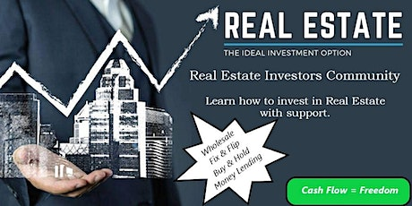 Little Rock -  Is Real Estate Investing for me? Come find out! tickets