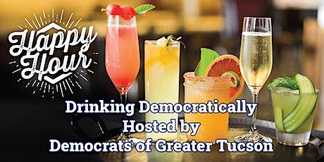 Drinking Democratically Happy Hour tickets