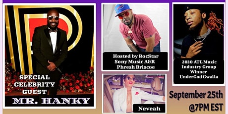 Hook Up Atlanta- Atlanta Muzic Industry Music Conference tickets