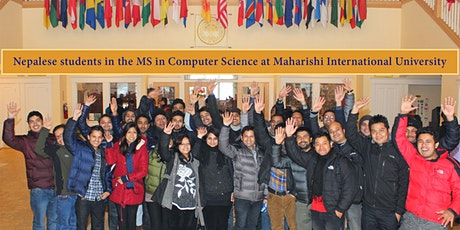 Nepal Webinar: Develop your IT career with a U.S. Computer Science Master's tickets