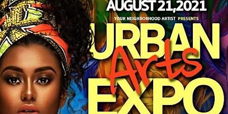 Urban Arts Expo tickets