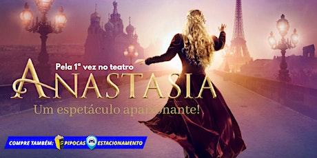 50% DE DESCONTO: Espetáculo Anastacia no Teatro BTC ingressos