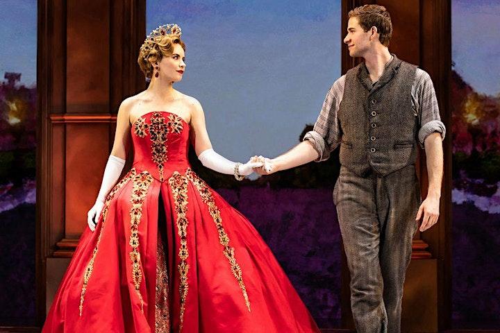 Imagem do evento 50% DE DESCONTO: Espetáculo Anastacia no Teatro BTC