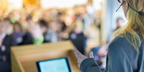 Curso en línea Oratoria y Expresión- Gratis entradas