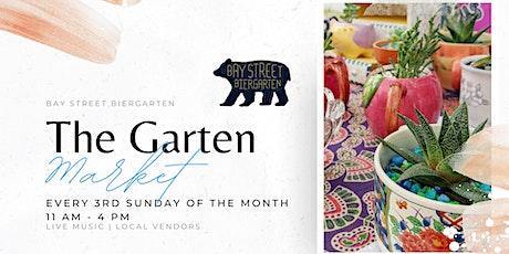 The Garten Market at Bay Street Biergarten tickets