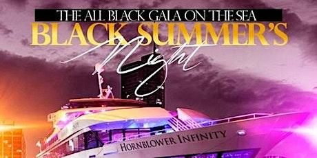 MTA's  ALL BLACK ANNIVERSARY DINNER CRUISE tickets
